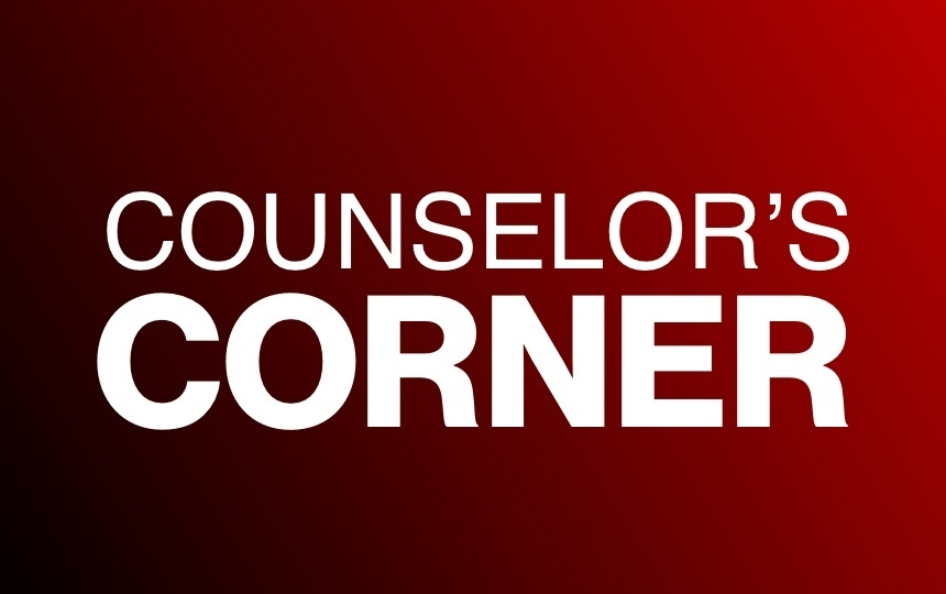 Counselor's Corner 4/21/2020