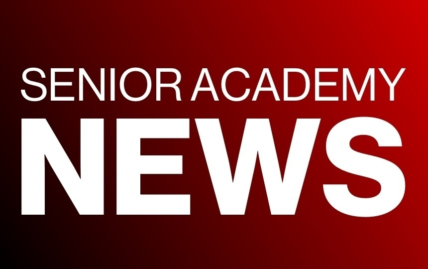 Senior Academy News 11/20/2020